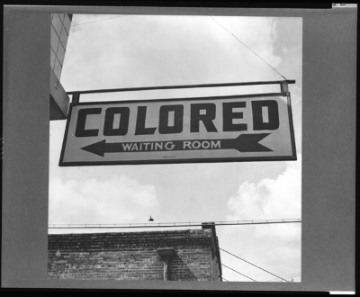 """Colored Waiting Room"" Sign"